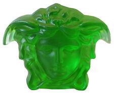 Rosenthal Versace Treasury Briefbeschwerer in emerald (AE003)