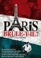 PARIS BRULE T' IL? - René Clément  - DVD NEUF SOUS BLISTER