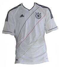 adidas Deutschland DFB Home EM 2012 Trikot WEISS - XXL