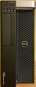 Dell Precision T3610 Workstation E5-1650 3,5 GHz, 32 GB RAM, 1 TB HDD !!!