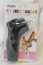 New listing Pet Snack Launcher for Dogs and Cats From FinePet Products Treat Shooter