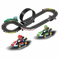 Official Nintendo Mario Kart Scalextric Set Track + Cars -- Wii / DS / 7 / 8 --