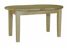 D End Kitchen & Dining Tables with Extending