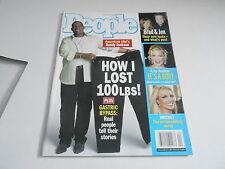JAN 26 2004 PEOPLE magazine (NO LABEL) UNREAD - RANDY JACKSON weight loss