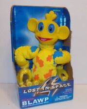 LOST IN SPACE Movie Talking BLAWP w/Color Change Skin 1997 New in BOX MIP
