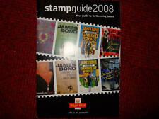 Royal mail cachet guide 2008 JAMES BOND parfait état
