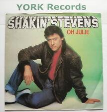 "SHAKIN STEVENS - Oh Julie - Excellent Condition 7"" Single Epic EPCA 1742"