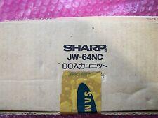 SHARP  JW-64NC  NEW  NEW IN BOX  Fast  shipping