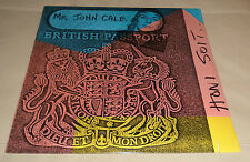 John Cale Honi Solti Original Sealed LP w/ Andy Warhol Cover Art 1981 A&M