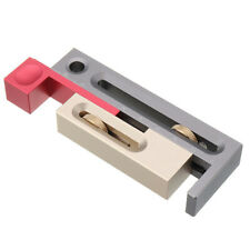 Woodworking Tool Mortise Table Seam Adjustment Saw Slot Adjuster Ruler Making