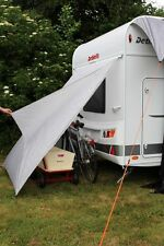 Eurotrail Caravan Motorhome Rear Storage Tent Bike Shelter Cycle Cover 150x190cm