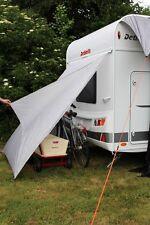 Eurotrail Caravan Motorhome Rear Storage Tent Bike Shelter Cycle Cover 150x190cm
