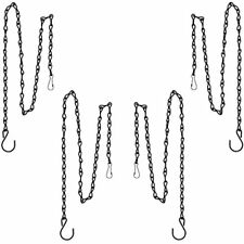 Outus 35 Inch Hanging Chain For Bird Feeders, Birdbaths, Planters And Lanterns,