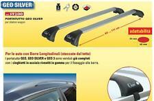 BARRE PORTATUTTO ALLUMINIO FIAT PANDA CROSS 5 PORTE DAL 2014