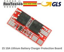 2S 10A 8.4V Li-ion Lithium 18650 Charging BMS PCM Battery Protection Board