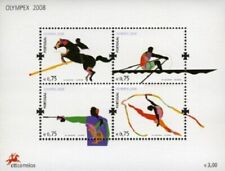 2008 Portugal Olympic Games - Beijing, China MNH