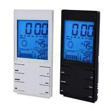 Orologio - Digitale con funzioni: Sveglia,Date,Temper.manometro,crono,music,luce