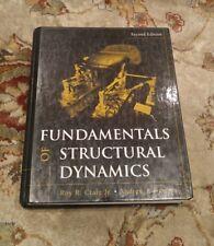 Fundamentals of Structural Dynamics, Kurdila, Andrew J., Craig, Roy R., Good Boo