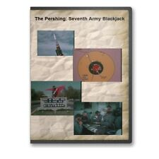 The Pershing: Seventh Army Blackjack Big Picture Documentary DVD - A789