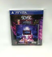 NEU / NEW ✭ SENSE ✭ 2000 limited Edition ✭ PS VITA Playstation