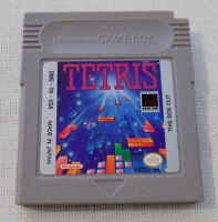 Tetris Nintendo Gameboy Game Cartridge Tested and Working