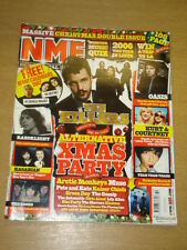 NME 2006 DEC 16 KILLERS ARCTIC MONKEYS MUSE GREEN DAY