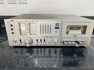 JVC KD-65 CASSETTE DECK with super ANRS Noise Reduction
