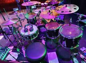 Yamaha Maple Custom Absolute Drum Kit - Amazing sound.