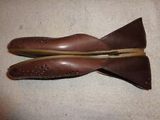 Faded Glory BROWN SHOES WOMENS SIZE 7 1/2    LANI