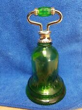 """Vintage 1978 Avon """"Emerald Bell"""" Roses, Roses Cologne Empty 3.75 oz. - Used"""
