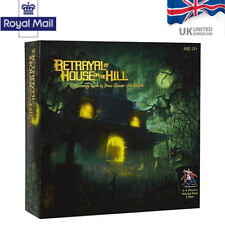 Betrayal at House on The Hill Board Game 2nd Edition by Avalon Hill