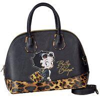 Sac Femme Disney Sac Bowling Betty Boop 46476 Léopard