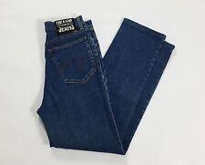 Iceberg jeans w31 tg 44 45 blu slim dritti aderenti vita alta usati donna T1513