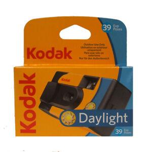 Kodak DAYLIGHT Single Use Disposable Camera   DATED 07/2023