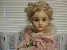 """Antique Reproduction Doll Jules Steiner 19"""" Patricia Loveless World Gallery"""