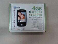 Ematic 4Gb Multi Media Player w/ Touchscreen