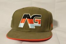 New Era 59Fifty Embroidered AG 7 3/8 All Cotton Drab Green Hat Cap
