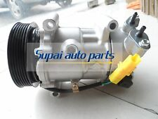 New A/C Compressor SD6C12 For Peugeot 207 307 408/Citroen C2 C4