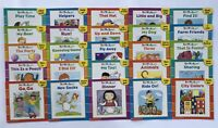 Lot 25 Sight Word Readers Childrens Books