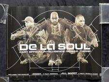 Promo Poster De La Soul Art Official Intelligence 18x24 Free shipping