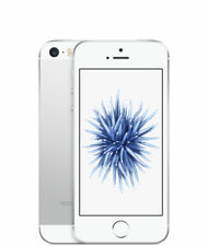 Apple iPhone SE - 16GB - Silver (O2) A1723
