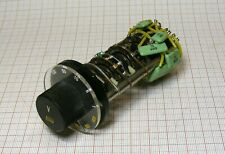 Rotary switch 12-way to OLD instrument vintage [0CM]B