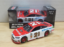 ROOKIE NASCAR 2016 RYAN BLANEY #21 FORD MOTORCRAFT 1/64 DIECAST CAR