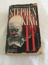 SALE! Stephen King's It Paperback Book 1990 Priced To Sell Vintage Collector's
