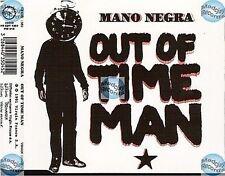 MANO NEGRA OUT OF TIME MAN MAXI CD manu chao