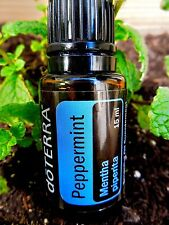 SALE! doTERRA Peppermint Essential Oil 0.5oz / 15ml