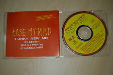 Arrested development - Ease my mind (Another perspective). CD-Single promo