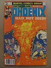 What If? #27 Marvel Comics 1977 Bronze Age X-Men Frank Miller Newsstand Edition
