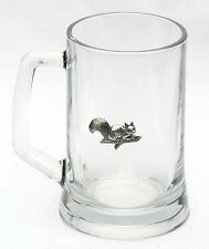Lager/Weissbeer Pewter Collectable Beer Tankards