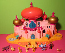 Polly pocket mini disney ♥ Aladdin Palais ♥ Jasmine's Royal Palace ♥ 99% COMPLETE